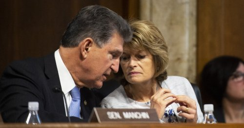 Manchin, Murkowski call on Congress to reauthorize Voting Rights Act