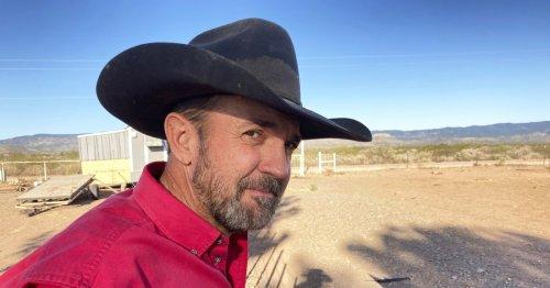Trump cowboy plots political future after Capitol breach