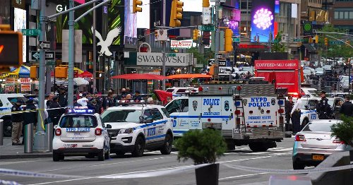 Times Square shooting suspect caught in Florida
