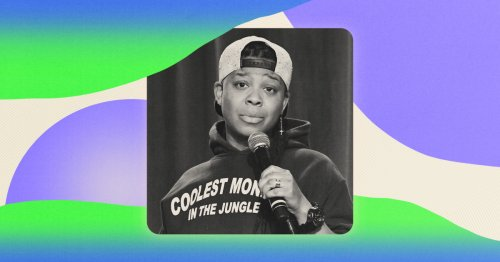 Comedian Punkie Johnson on making 'Saturday Night Live' history