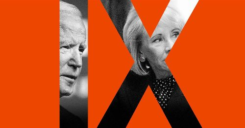 Activists increase pressure on Biden to scrap Betsy DeVos' Title IX rules