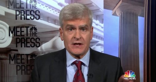 Full Cassidy Interview: If Republicans 'relitigate the past, we lose'