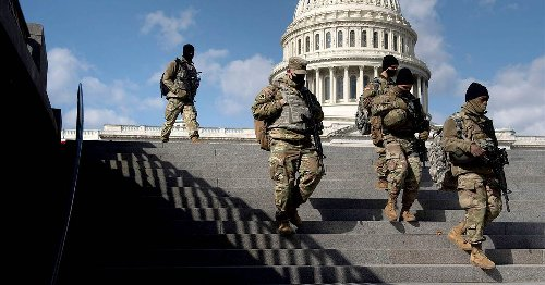 U.S. Capitol Police request continued National Guard help amid security threats
