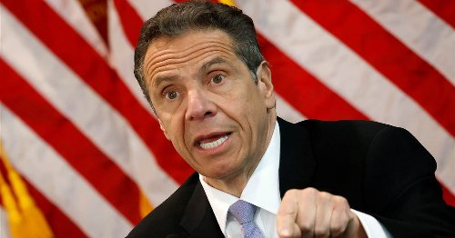 Lily Burana Andrew Cuomo's sexual harassment charges make me feel we learned nothing from #MeToo