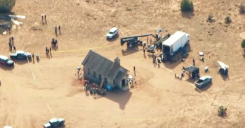 Woman killed on set of Alec Baldwin film 'Rust' in prop gun incident