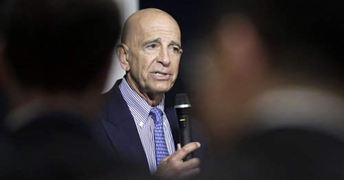 Tom Barrack suggests Trump's White House was even more vulnerable than we thought