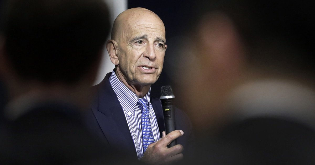 Tom Barrack's arrest suggests we still don't know how corrupt Trump's White House really was
