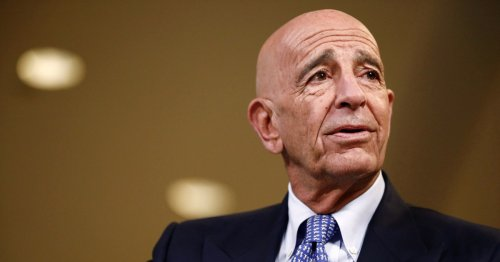 Tom Barrack, Trump's inaugural committee chair, charged with acting as agent of UAE