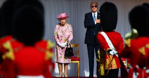Queen Elizabeth hosts Bidens at Windsor Castle: 'She reminded me of my mother'