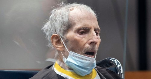 Robert Durst sick with Covid-19, and on a ventilator, following life sentence, lawyer says