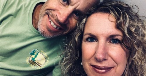 Wife of man with early-onset Alzheimer's reveals best tip to support caregivers