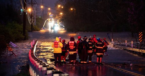 At least four people dead, 130 rescued after Nashville floods