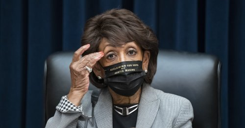 Republican effort fails to censure Maxine Waters after Chauvin trial judge's admonishment