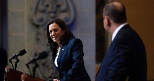 Harris, in Guatemala, warns potential migrants: 'Do not come'