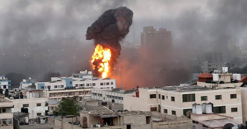 Over 70 killed as Israel, Palestinians exchange worst violence in years — and prepare for more