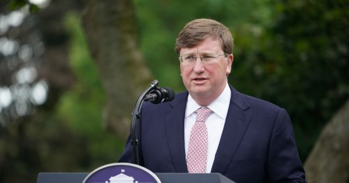 Mississippi's Reeves responds to Covid crisis in a post-policy way
