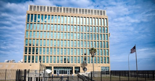 Diplomats send letter to State Dept. leaders saying 'Havana Syndrome' sufferers not getting proper care