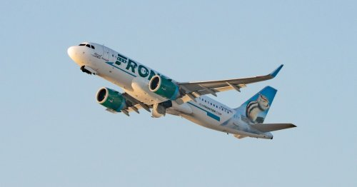Passengers duct tape man to seat after in-air fight on Frontier Airlines plane