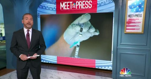 MTP Compressed: White House booster shot confusion, Trump's enduring hold on GOP