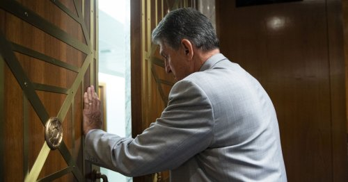 Joe Manchin jolts voting rights debate with new compromise pitch