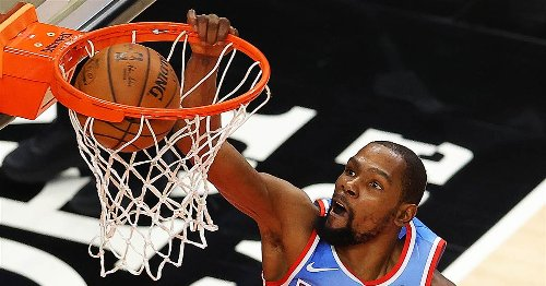 NBA All-Star Game 2021 stars Kevin Durant's comeback — even if he's on the bench