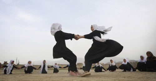 As U.S. withdraws, the future of Afghan women and girls hangs in the balance