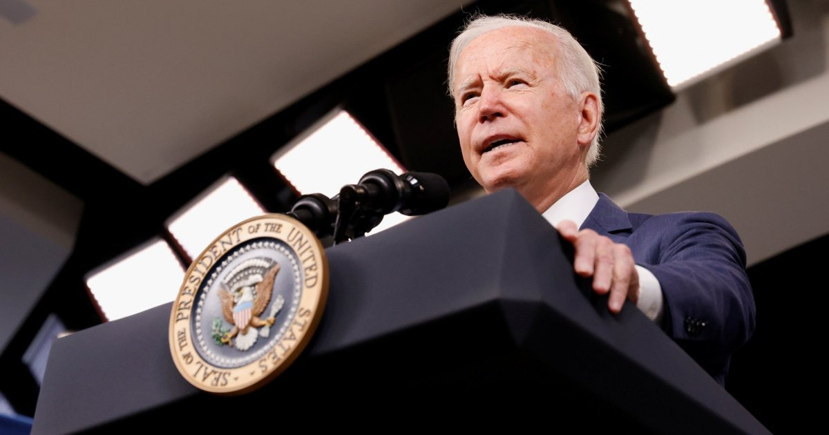 'Unconstitutional chaos': Biden vows 'whole-of-government' response after Texas abortion decision