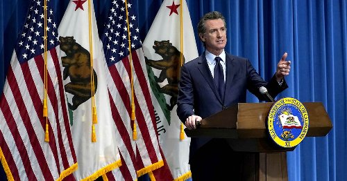 Rescue California recall effort is a warning to Gavin Newsom's fellow governors