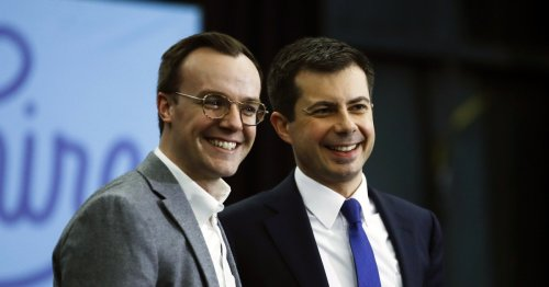 Pete Buttigieg announces he and husband, Chasten, are now parents