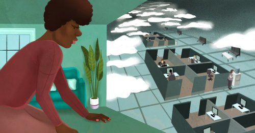 Why most Black office workers are dreading the return to offices