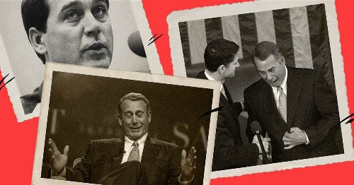 Opinion   John Boehner is your worst friend — with the best gossip