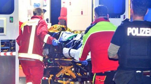 Schüsse in Lichtenberg! Zwei Männer schwer verletzt