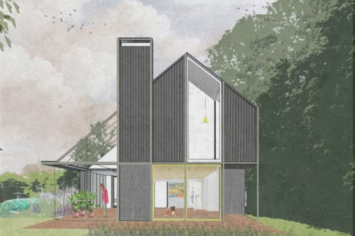 Emerging practice wins approval for rural Passivhaus prototype