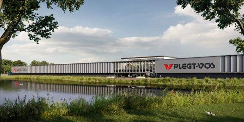 Plegt-Vos | Gerobotiseerde fabriek voor slimme productie duizenden kant-en-klare woningen