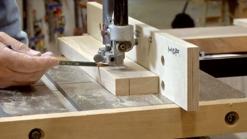 Bandsaw Tips: How to eliminate drift from your cuts
