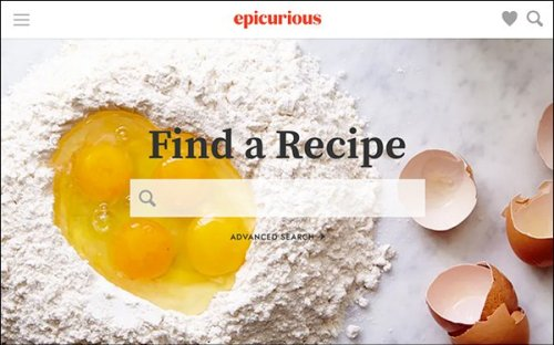 'Epicurious' To Drop Recipes With Beef In Environmental Move