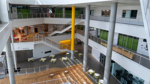 In Photos: A Tour of the New Science and Engineering Complex   News   The Harvard Crimson