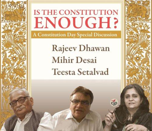 The Constitution is a miracle: Sen Adv Rajeev Dhawan | SabrangIndia