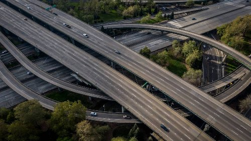 California's crumbling roads and bridges targeted for a facelift in Gavin Newsom's new budget
