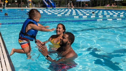 Sweet deal to keep cool: Sacramento opens public pools across city and offers $1 admission