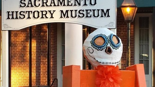 Someone broke into the Sacramento History Museum. Here's what they took, official says