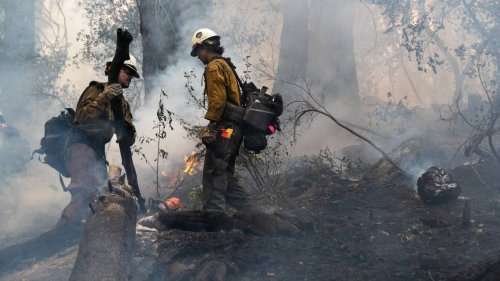 Wildfire updates: Winds in Northern California prompt red flag warning, fire weather watch