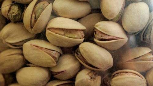 Shell shock. Investigators recover 42,000 pounds of stolen pistachios in California