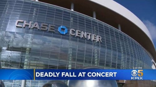 'Worst thing I've ever seen.' Fan plunges to death at Phish concert in California