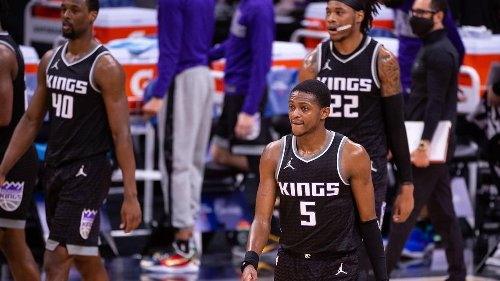 'Hit me like a truck': Kings star De'Aaron Fox and fiancee Recee Caldwell had COVID-19