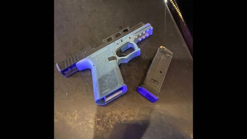 Fourth 'ghost gun' found in three weeks, California police say. What are they?