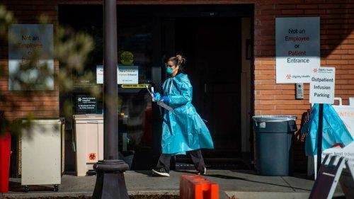 Sacramento COVID hospitalizations climb to 6-month high, halfway to winter 2021 peak