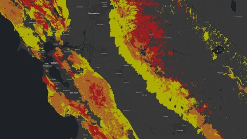 Is your California home in a hazardous wildfire zone? Check this map