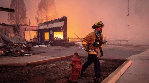 Dixie Fire forces closure of Lassen Volcanic National Park in Northern California