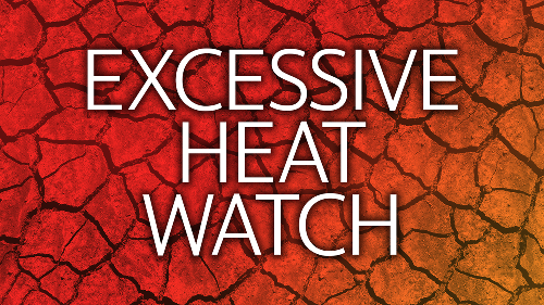 Triple digits expected with this week's excessive heat watch for Northern California Valley